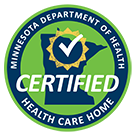 MDH certification logo